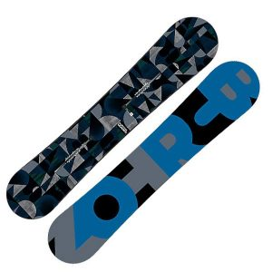 das neue Burton Clash Snowboard mit neuen NEW Super Fly® Core und mit Cruise Control