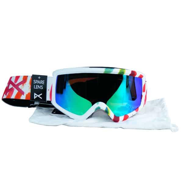 stylische schicke Frauen Snowboardbrille