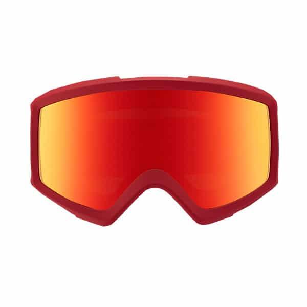 ANON Helix Snowboardbrille mit Samttasche