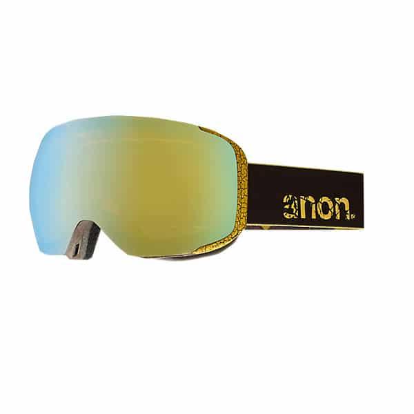mit sphärisches Brillenglas gegen optische Verzerrungen