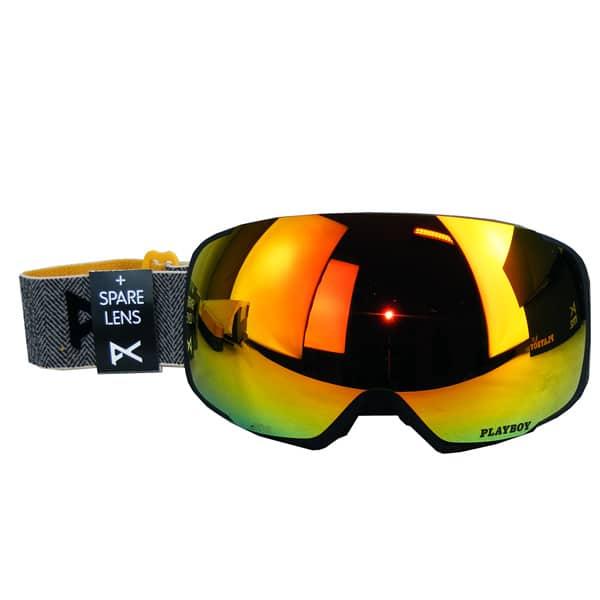 Anon Ms MFI Snowboardbrille mit viel Zubehör