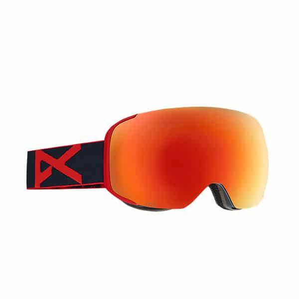 Anon M2 Snowboardbrille mit sphärischen Brillenglas