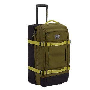 Lagervorbereitung für Nomad Charter Koffer und Taschen im inneren