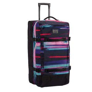Burton Rollkoffer mit Lagervorbereitung für Nomad Koffer und Taschen im inneren