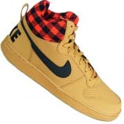 Nike Court Borough Mid Premium Retro Herren Basketballsneaker