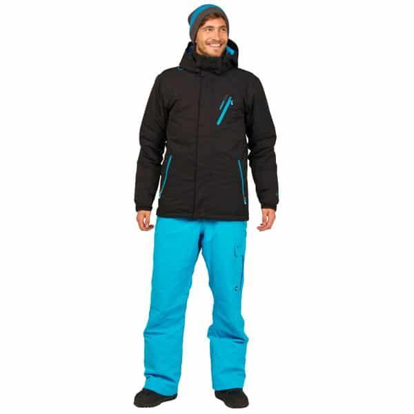 modische funktionale Winterbekleidung