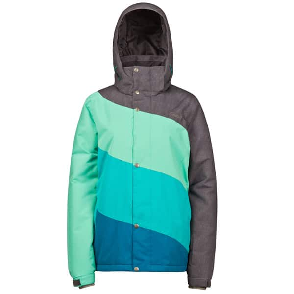 körperbetonte funktionale Winterbekleidung