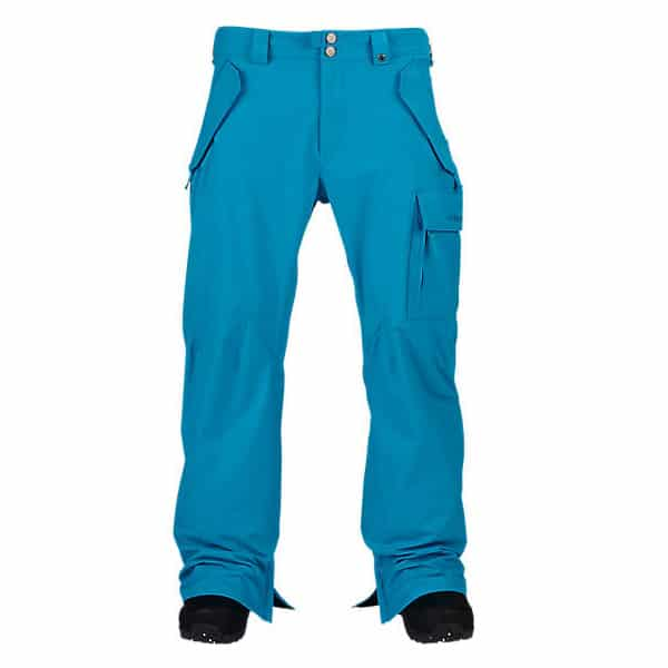 Stylische Covert Snowboardhose in blau