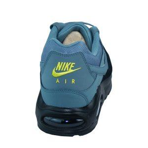 gestickter gelber Nike Schriftzug mit Logo