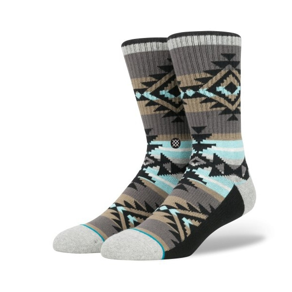 Stance Side Step Table Mountain Socken mit tollen Muster