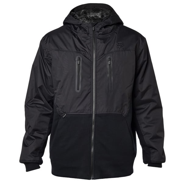 Fox Barge Sasquatch Zip Fleecejacke