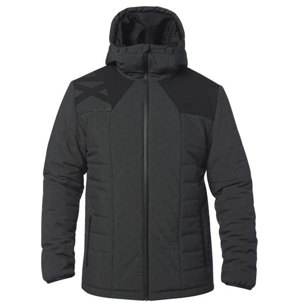 Fox Completion Winterjacke in schwarz