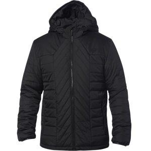 Fox Gweeds Jacke in schwarz