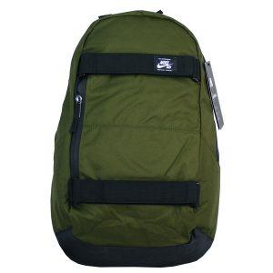 großes Hauptfach mit Seitentasche und Meshfach mit Reißverschluss