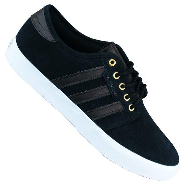 Adidas Seeley Freizeit und Skateboard Schuhe