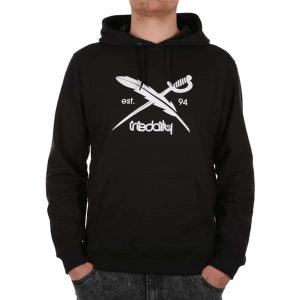 Iriedaily Daily Flag Hooded Sweatshirt