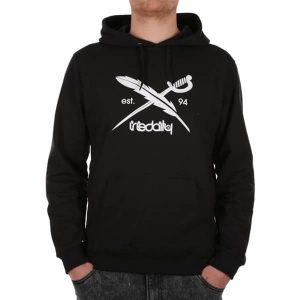 Iriedaily Daily Flag Hooded Sweatshirt