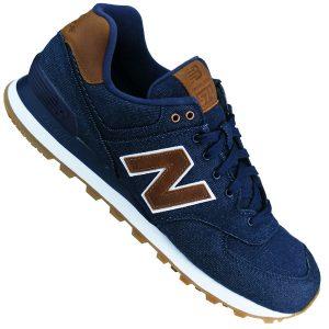 New Balance ML574 Ounce Canvas Herren Sneaker