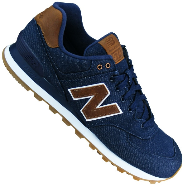 New Balance ML574 Ounce Canvas Herren Sneaker