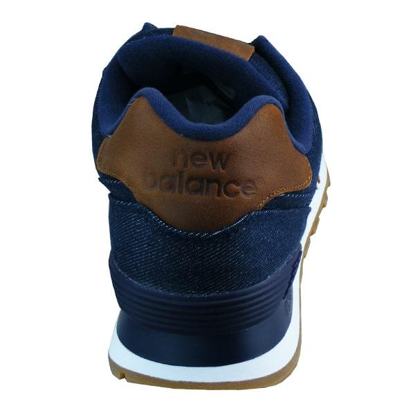 new balance ml574 herren blau