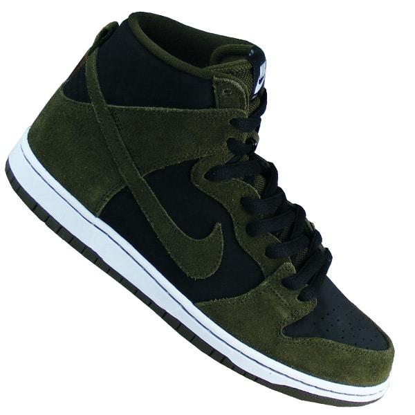 612daf895c7ec3 Nike SB Zoom Dunk High Pro Skateboarding Schuhe. Nike SB Zoom Dunk High Pro  Skateboarding Schuhe