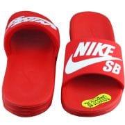 weich gepolsterter Trageriemen mit Nike Schriftzug