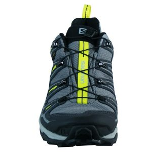 4- Bergschlaufen Schnürung