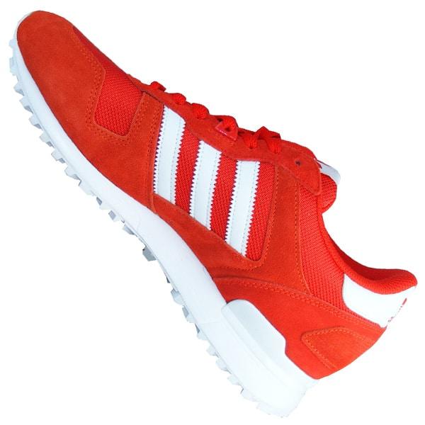 Y0402123 Neuer Stil Adidas ZX 700 Grau Orange Herren