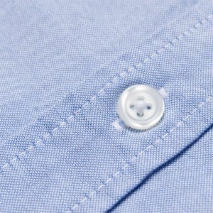 Verschluss über Knopfleiste