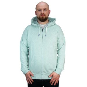 modischer Carhartt Hooded Holbrook Light Zip Kapuzenhoodie