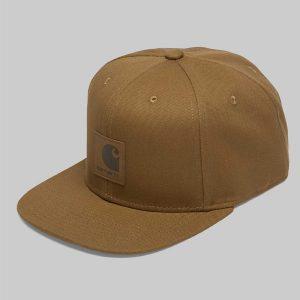 Carhartt Logo Snapback Cap