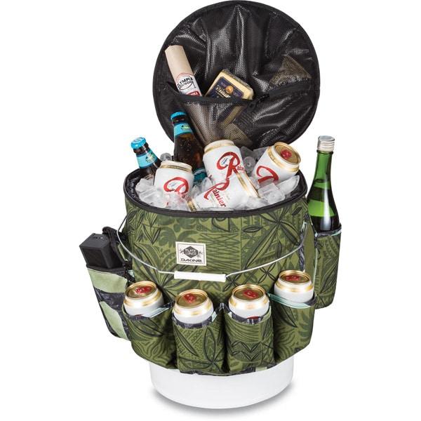 dakine party bucket plate lunch getr nke k hltasche 20. Black Bedroom Furniture Sets. Home Design Ideas
