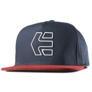 leichte Etnies 7 Snapback Cap