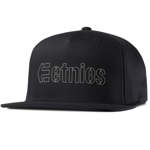 Etnies Corporate 5 Snapback Cap
