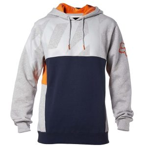 weicher stylischer Fox Kaos Fleece Pullover Kapuzenhoodie