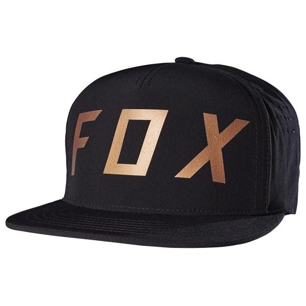 Fox Moth Snapback Cap