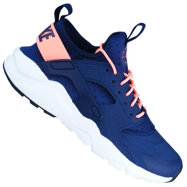 Nike Air Huarache Runing Ultra Damen Laufschuhe blauorange