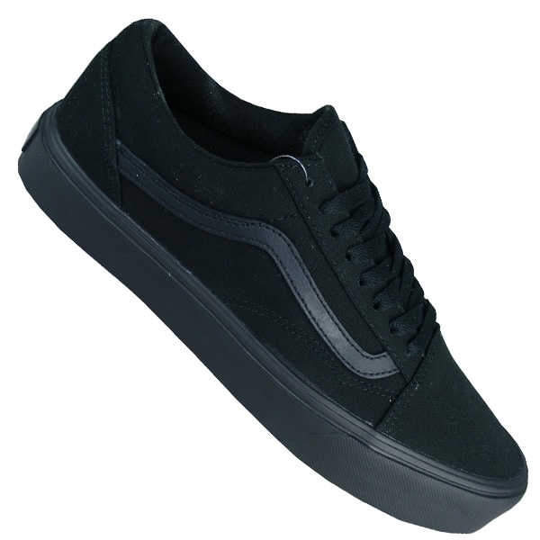 vans old skool lite damen schuhe schwarz. Black Bedroom Furniture Sets. Home Design Ideas