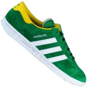 modische Adidas Hamburg Originals Running Herren Laufschuhe
