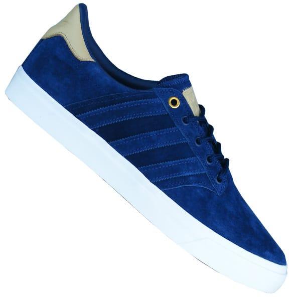 Adidas Seeley Freizeit und Skateboarding Schuhe