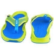 gedämpftes weiches Fußbett für maximalen Erholungskomfort der Füße