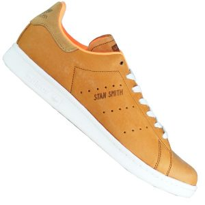 Adidas Originals Stan Smith Premium Leder Damen und Herren Sneaker