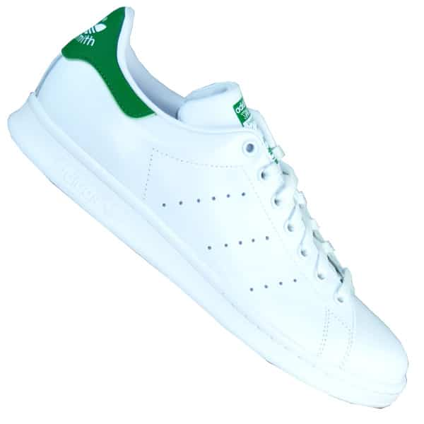 finest selection e0396 fe582 Adidas Stan Smith Originals Premium Leder Damen Sneaker weiß ...