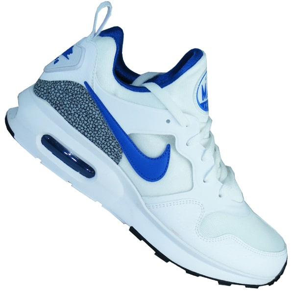 Nike Air Max Prime Running Herren Laufschuhe weißblaugrau