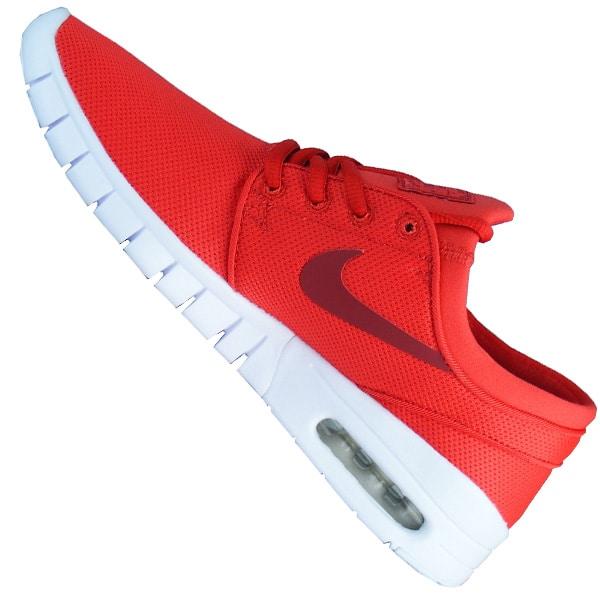 Nike SB Stefan Janoski Max Free Damen Schuhe rotweiss
