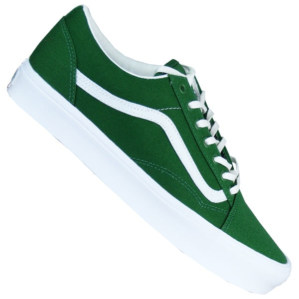 old skool vans damen grün