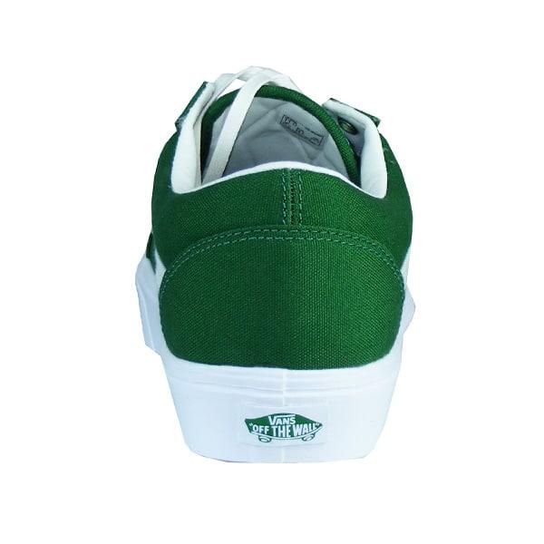 competitive price 40780 888ed Vans Old Skool Lite Sneaker Herren Schuhe grün/weiß ...