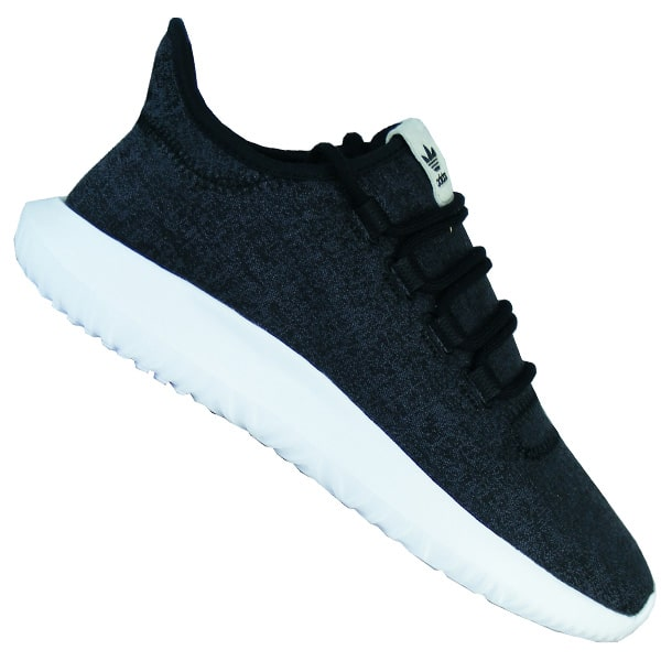 100% top quality new high quality best shoes Adidas Tubular Shadow Originals core black grey five ...