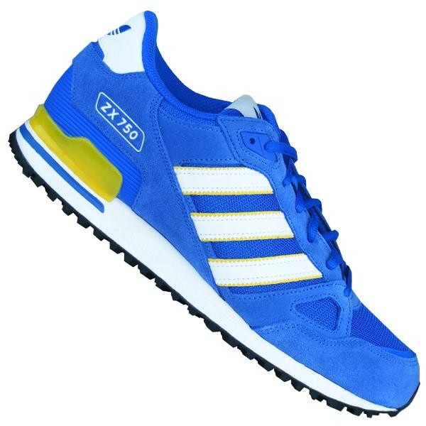 Adidas Originals ZX 750 Retro Running Herren Laufschuhe