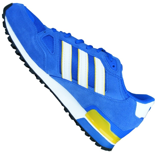 Adidas Originals ZX 750 Retro Running Herren Laufschuhe blau